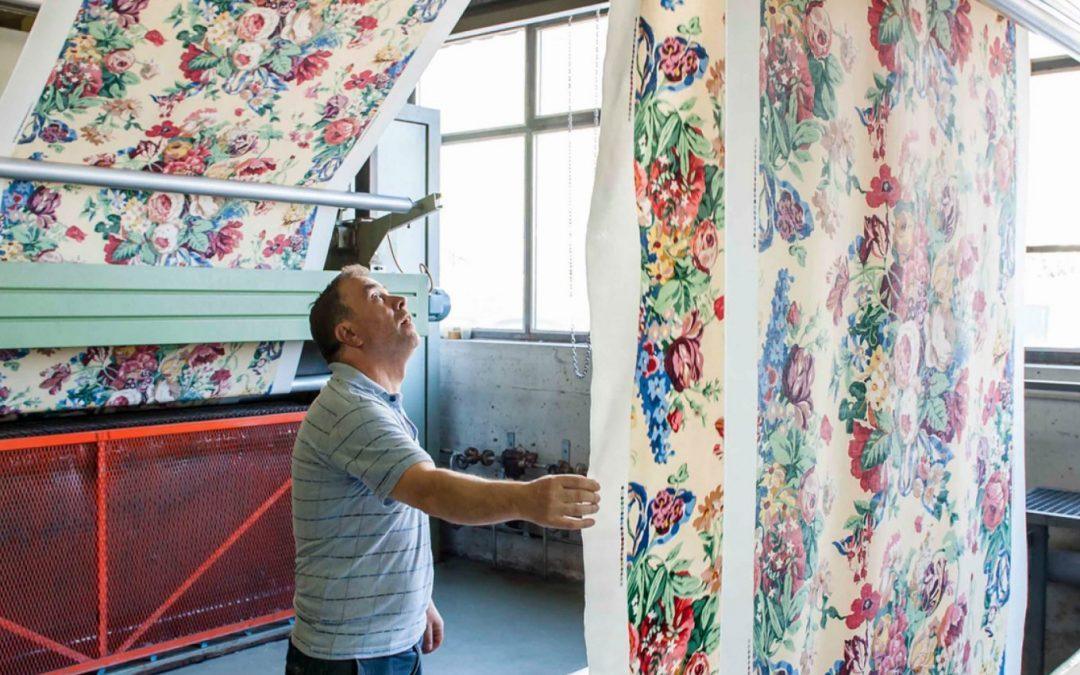 Textilfabrik Mitlödi