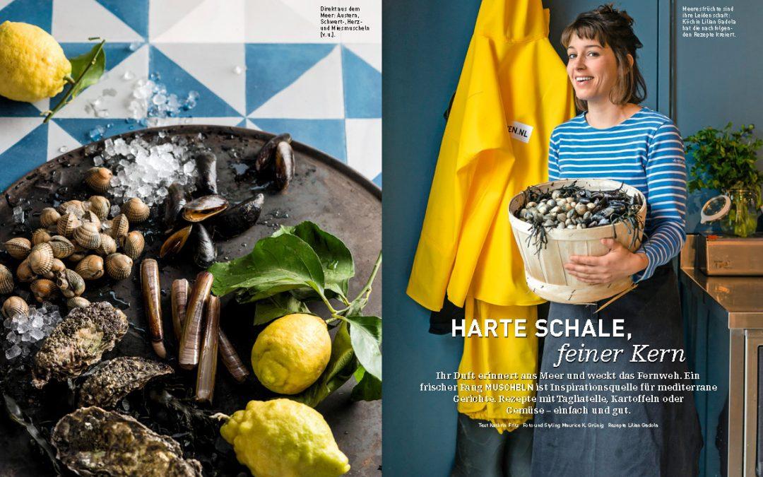 Schweizer Familie – Muscheln