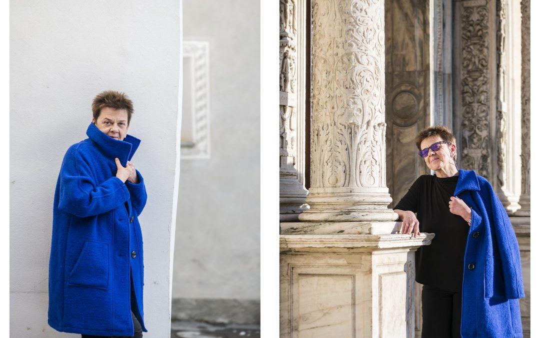 Angelika Overath, über den Bernina Pass nach Tirano, SF 7/2020