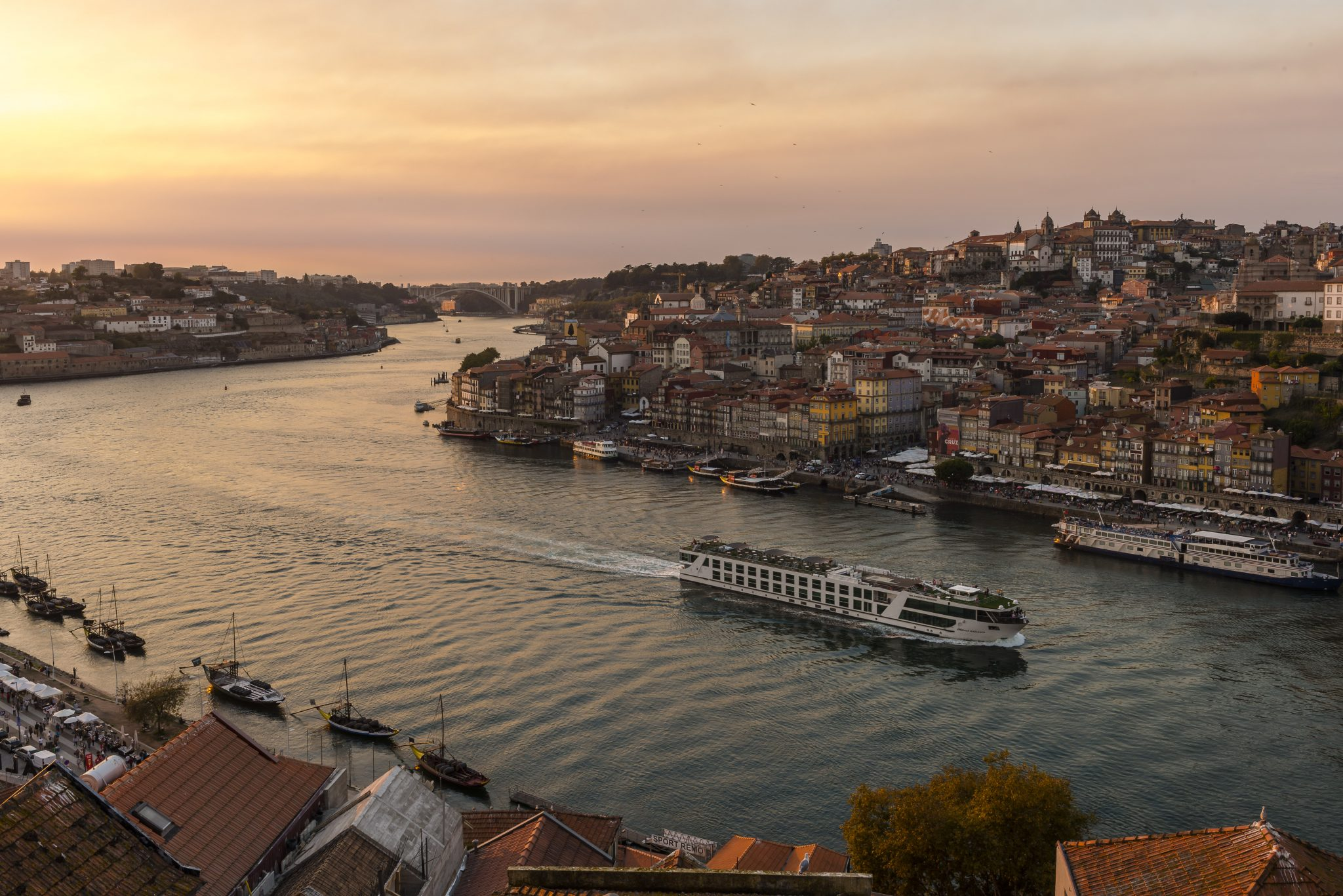 Douro Flussfahrt/Porto, SF 08/2018