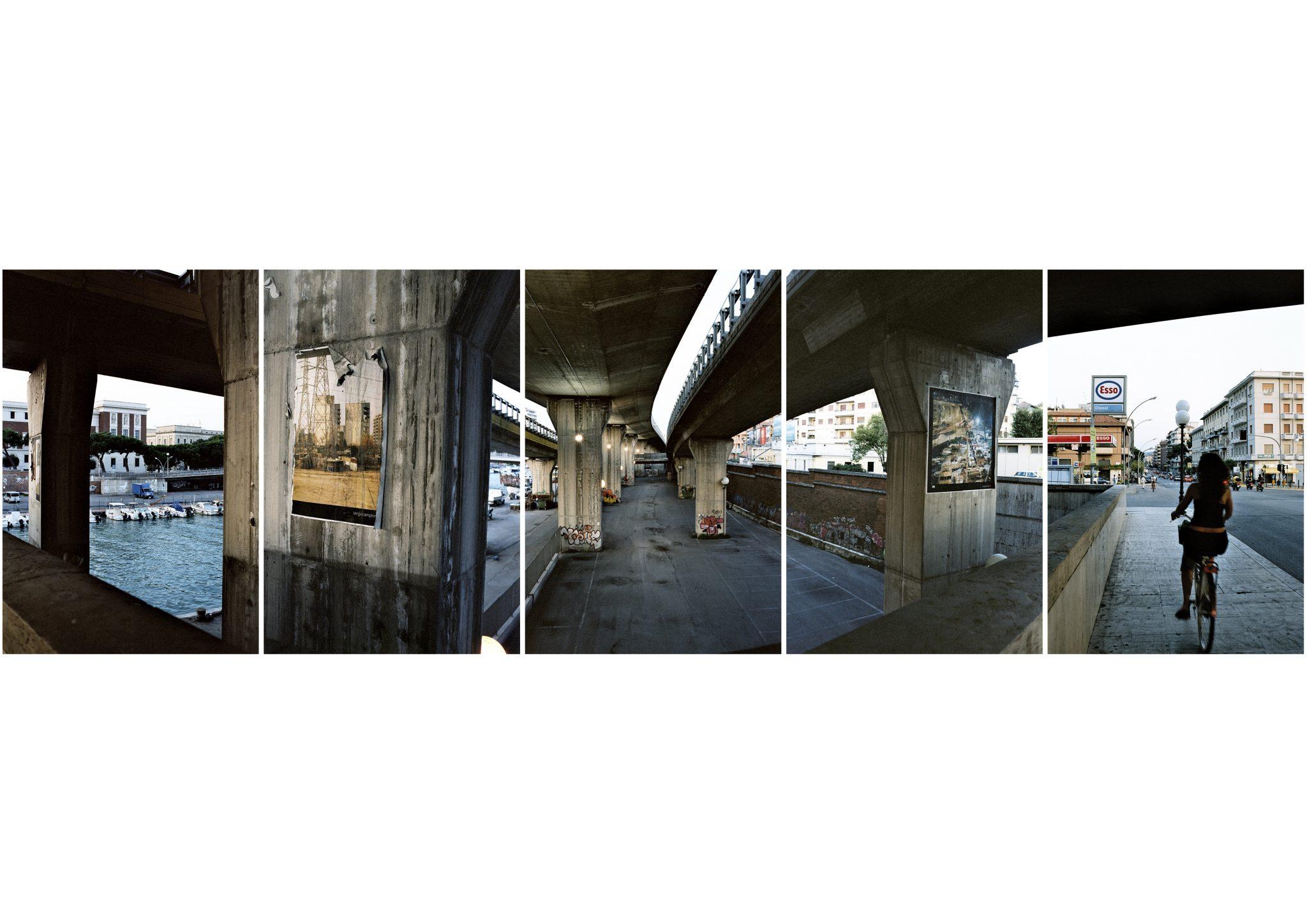 Asse Attrezzato-Pescara. Ausstellung ETH ZH/2013. vfg Photobastei/2014